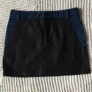 Rag & Bone denim skirt size 27, runs small.